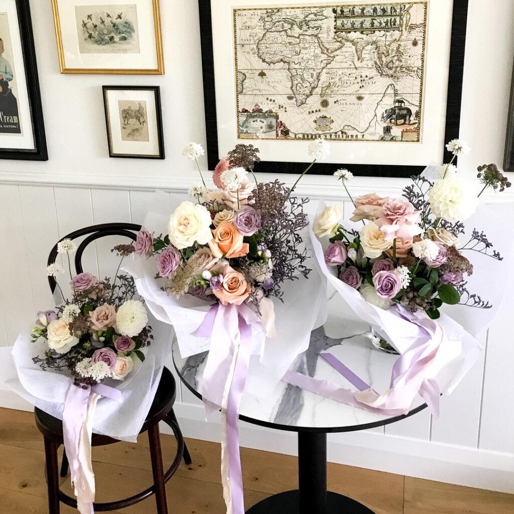 bouquets bendooley